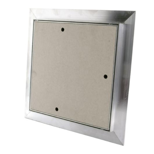 Gipszkarton betétes szerelőajtó 300x300 mm